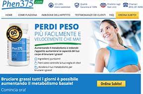 phen375 sito web italiano
