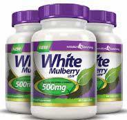 Pillole dimagranti a base di foglie di Gelso Bianco