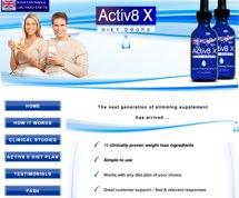 Activ8 x website italia