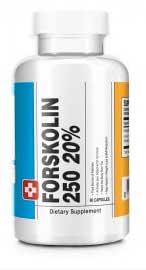 comprare Forskolin 250