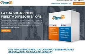 Recensione Phen24 – Come funziona