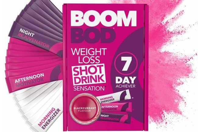 Bevanda del colpo di perdita di peso di Boombod
